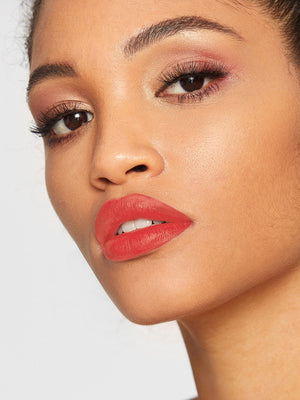 Star Shine Velvet Lipstick Peach Color