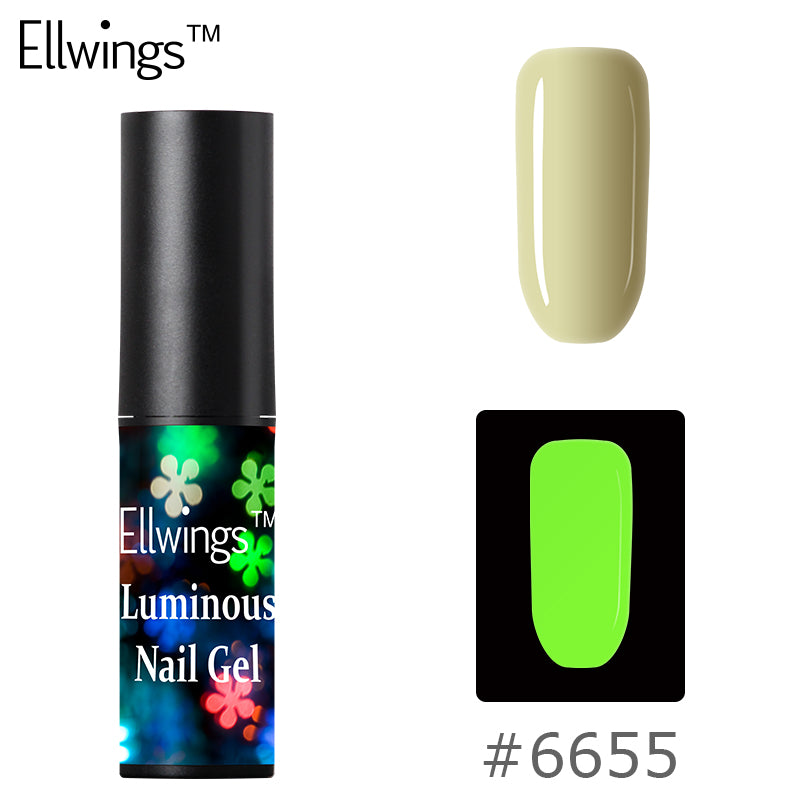 Glow In The Dark Gel Nail Polish
