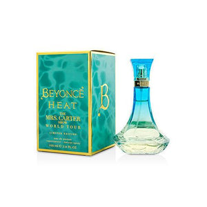 Heat The Mrs. Carter Show World Tour Eau De Parfum Spray (Limited Edition) 100ml/3.4oz
