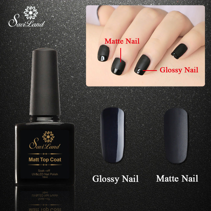 UV GEL MATTE TOP COAT