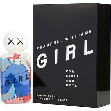 PHARRELL WILLIAMS GIRL by Pharrell Williams EAU DE PARFUM SPRAY 3.3 OZ