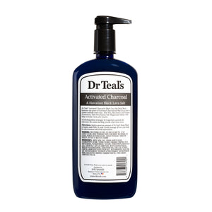 Dr Teal's Charcoal Body Wash, 24 fl oz