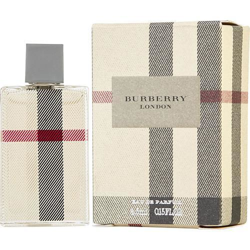 BURBERRY LONDON by Burberry EAU DE PARFUM .15 OZ (NEW) MINI (3 Units)