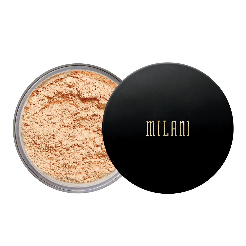 MILANI Make It Last Setting Powder, Translucent Banana
