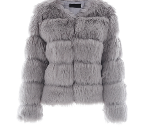 """The Don"" - Faux Fur Winter Coat"