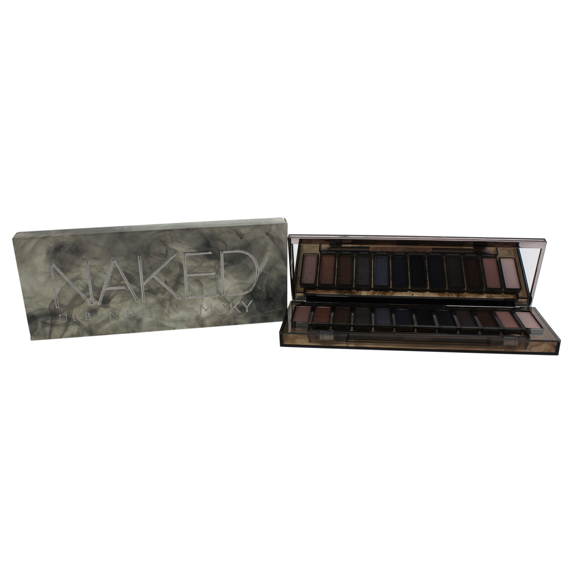 Naked Smoky Eyeshadow Palette by Urban Decay for Women - 1 Palette