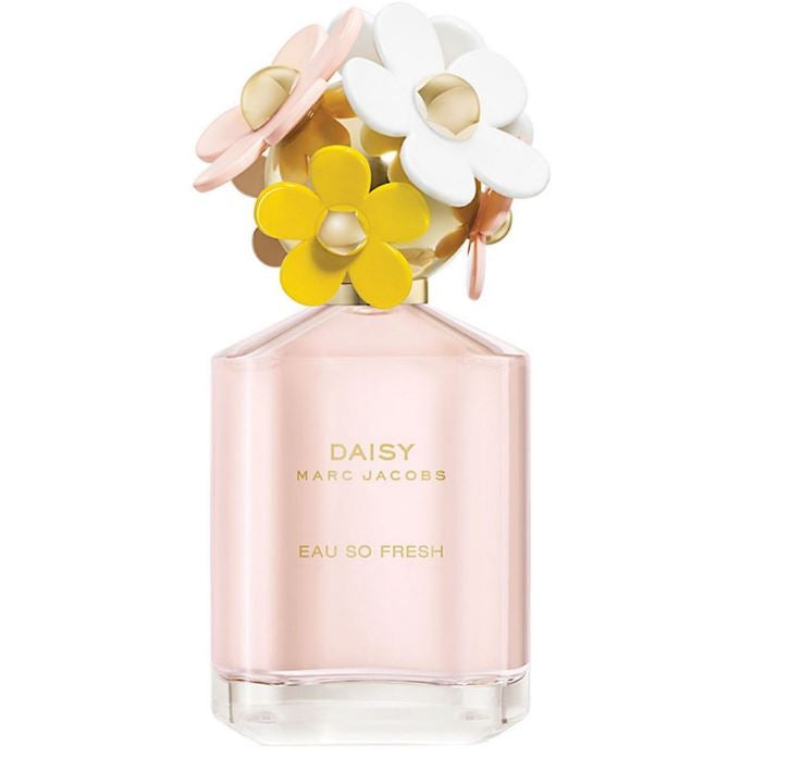 Marc Jacobs Daisy Eau So Fresh Eau de Toilette Perfume for Women, 4.25 oz