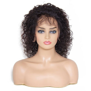 Tamale! ONLY $99 BRAZILIAN CURLY GRADE 8A LACE FRONT WIG