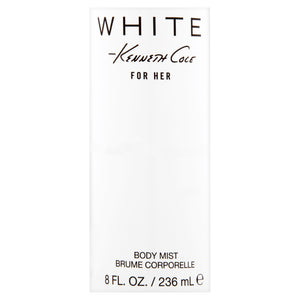 White By Kenneth Cole, Perfume Body Spray For Women, 8 Oz