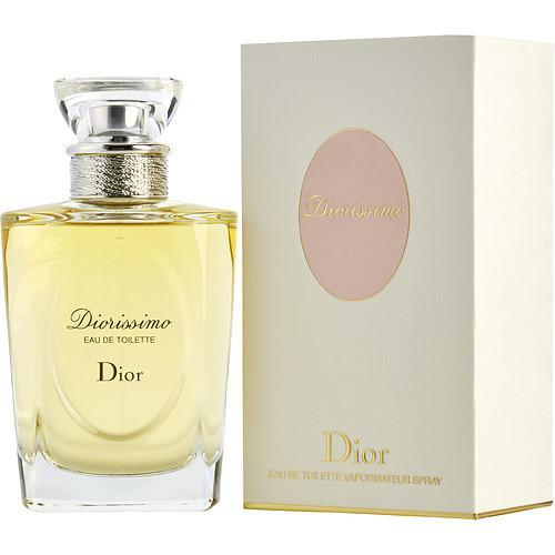 DIORISSIMO by Christian Dior EDT SPRAY 3.4 OZ