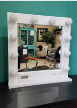 """The Fairest Collection"" - Hollywood Style Vanity Mirror"