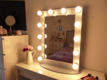"""The Fairest Collection"" HOLLYWOOD VANITY MIRROR w/ STAND INCLUDED"