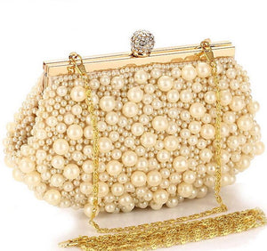 Pearly Clutch