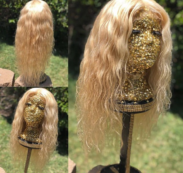 ANY COLOR VIRGIN BRAZILIAN LACE FRONTAL WIGS! WE DYE! WE SHIP! WE CUSTOMIZE! ONE FLAT PRICE! 30""