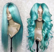 ANY COLOR VIRGIN BRAZILIAN LACE FRONTAL WIGS! WE DYE! WE SHIP! WE CUSTOMIZE! ONE FLAT PRICE! 28""