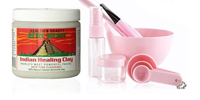 Aztec Healing Clay KIT