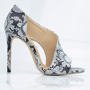 """Ante Up"" High Heels"