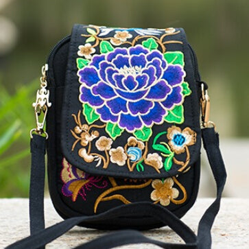 """Still a Rose"" Shoulder Messenger Bag"