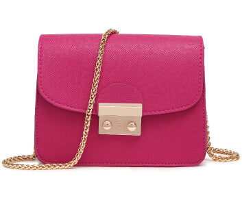 """Chic Don"" Shoulder Bag 7 VIBRANT COLORS"