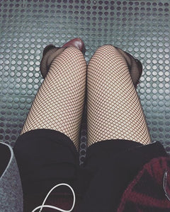ONE SIZE FITS ALL Fishnets