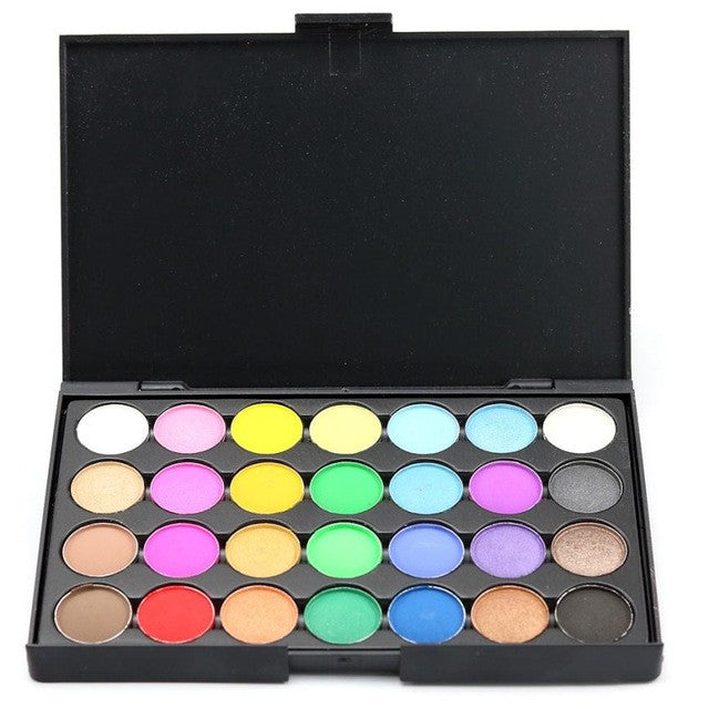 Brazilian colors That POP! Matte Eyeshadow Palette