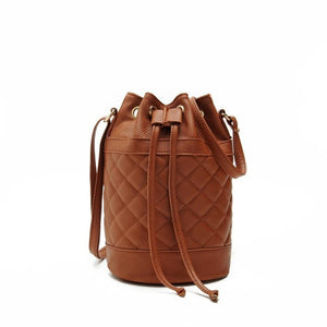 """Take Me With You"" Quilted Handbag"