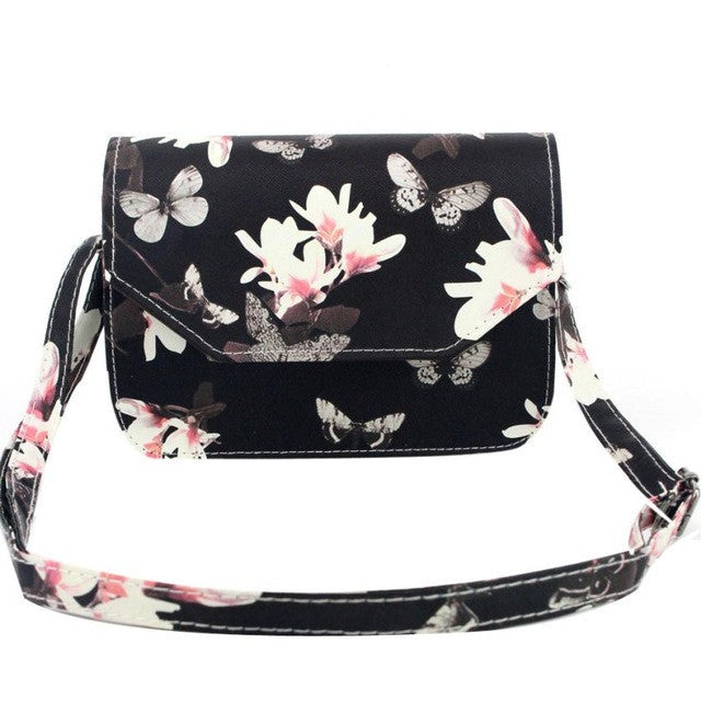 """Flutterfly"" Over-the-Shoulder Handbag"