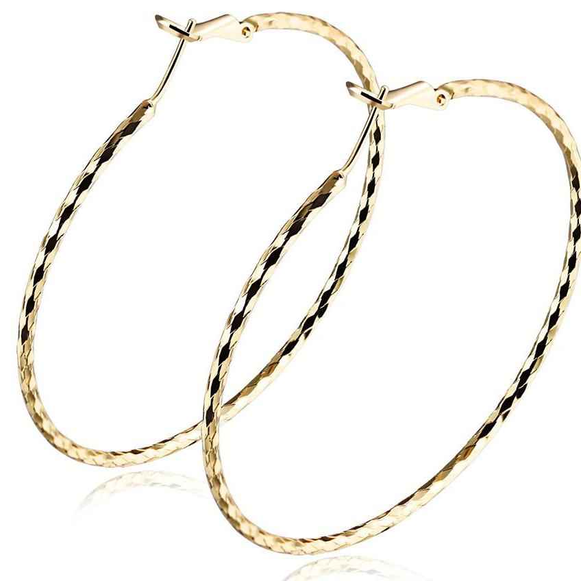 Gold Hoops S/M/L/XL