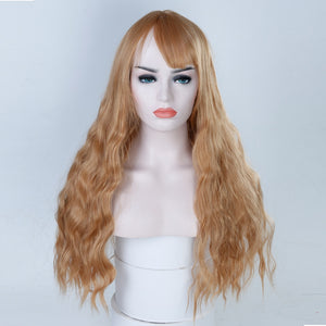 26 inch Shaggy Synthetic Wigs