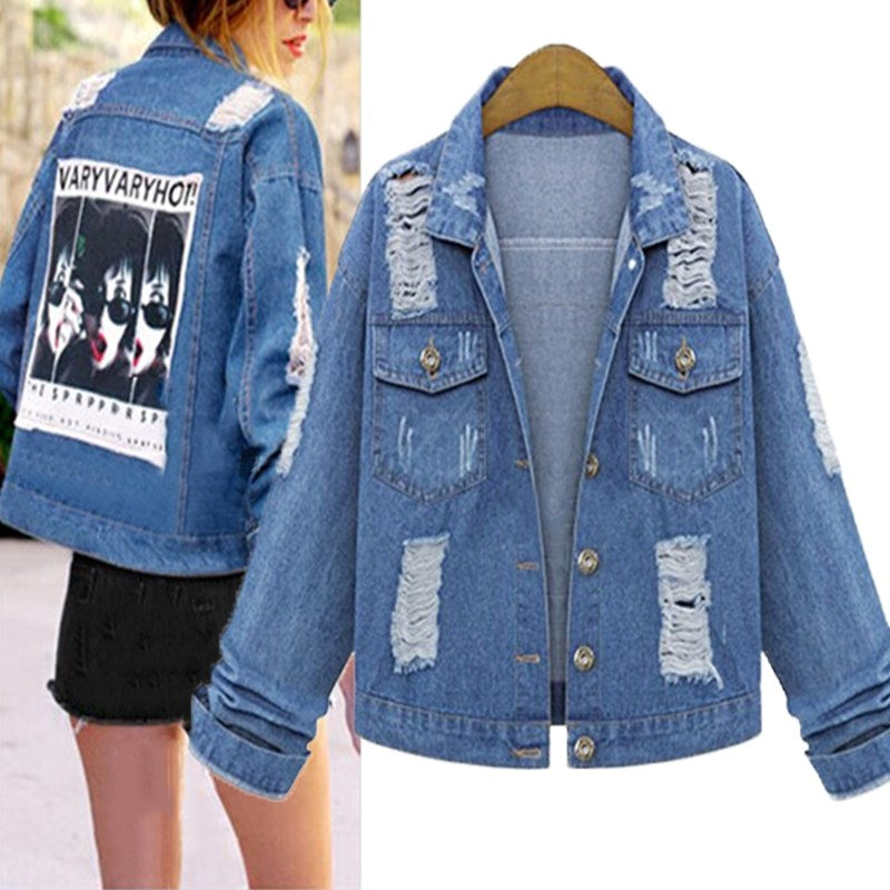VARYVARYHOT DENIM JACKET!