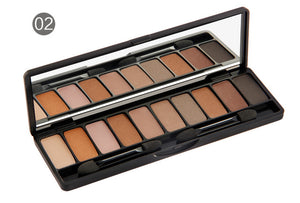 10 Neutral Shades Eyeshadow Palette