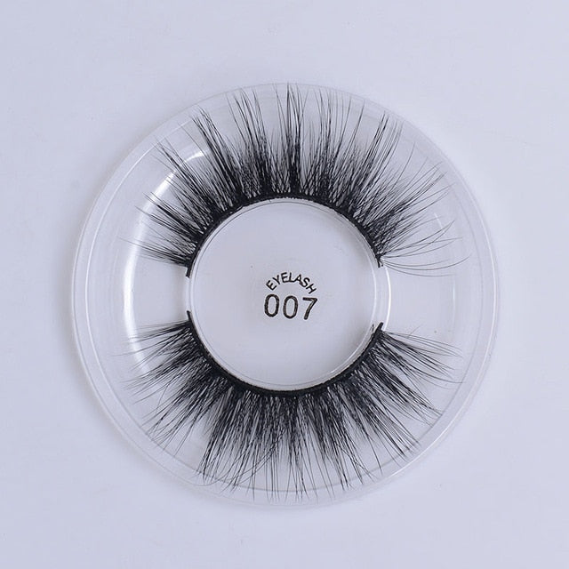 Mink Lashes w/ Holographic Case