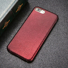Snake Scales Phone Cases For iphone 7 6 6s Plus Case