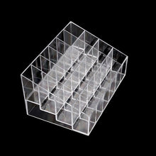 24 Grid Lipstick Acrylic Storage Box