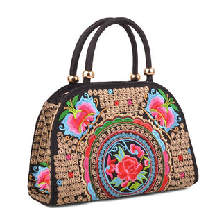 """Still a Rose"" Handbag"