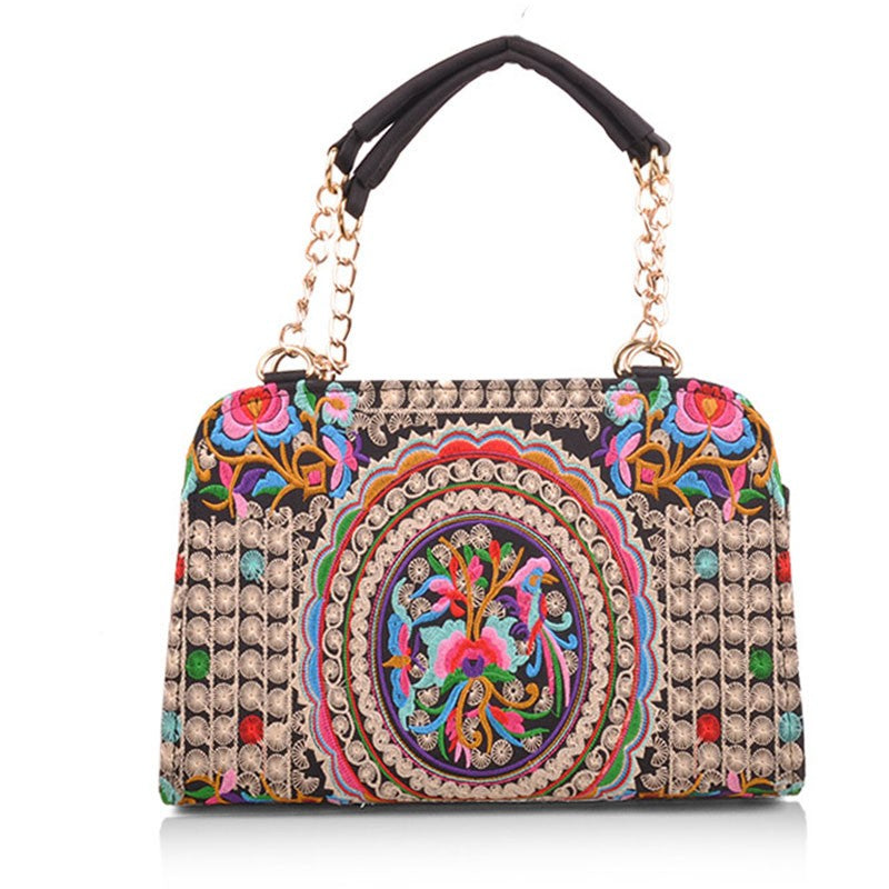 Southeast Asian Style Handbag
