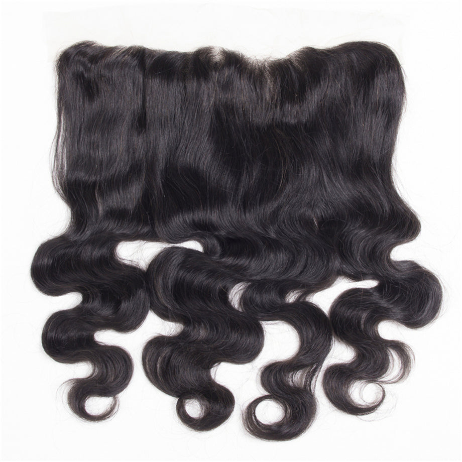 Indian Body Wave 3 bundles & lace frontal