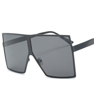 """V.I.P"" Oversized Sunglasses"