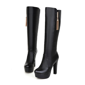 """STOMP THROUGH"" FALL/WINTER KNEE-HIGH BOOT"