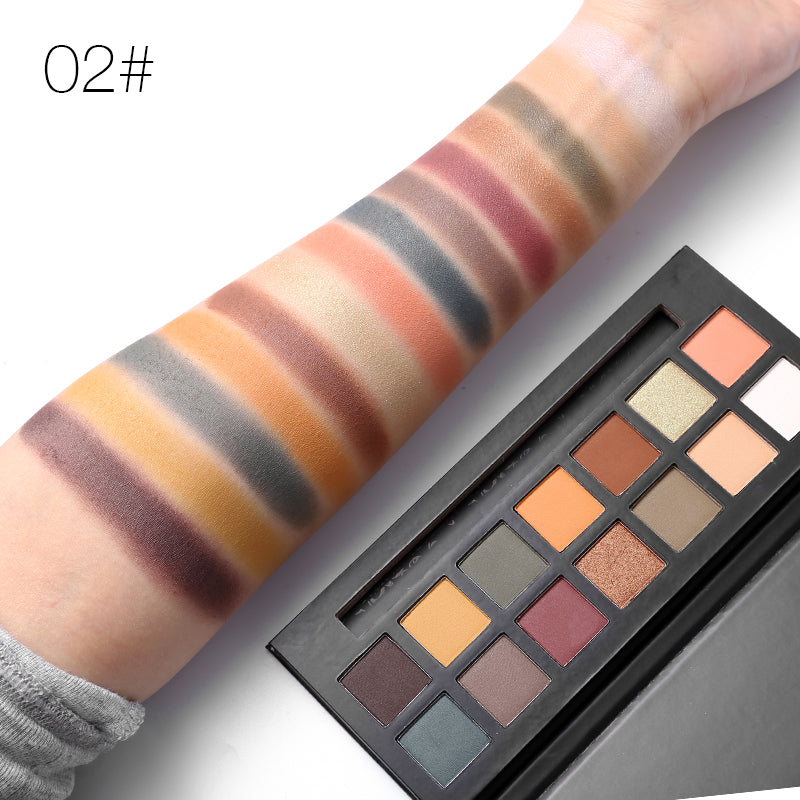UCANBE EMANCIPATION EYESHADOW PALETTE