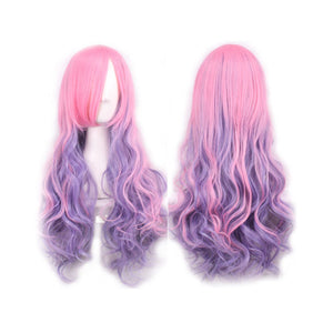 """Unicorn"" Heat Friendly Synthetic Wig"