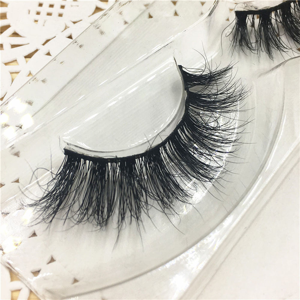 """Destined"" Multi-Layer FULL Wispie Mink Lashes"