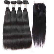 PERUVIAN STRAIGHT 4 BUNDLES w/ FREE CLOSURE STARTING AT $140!!!
