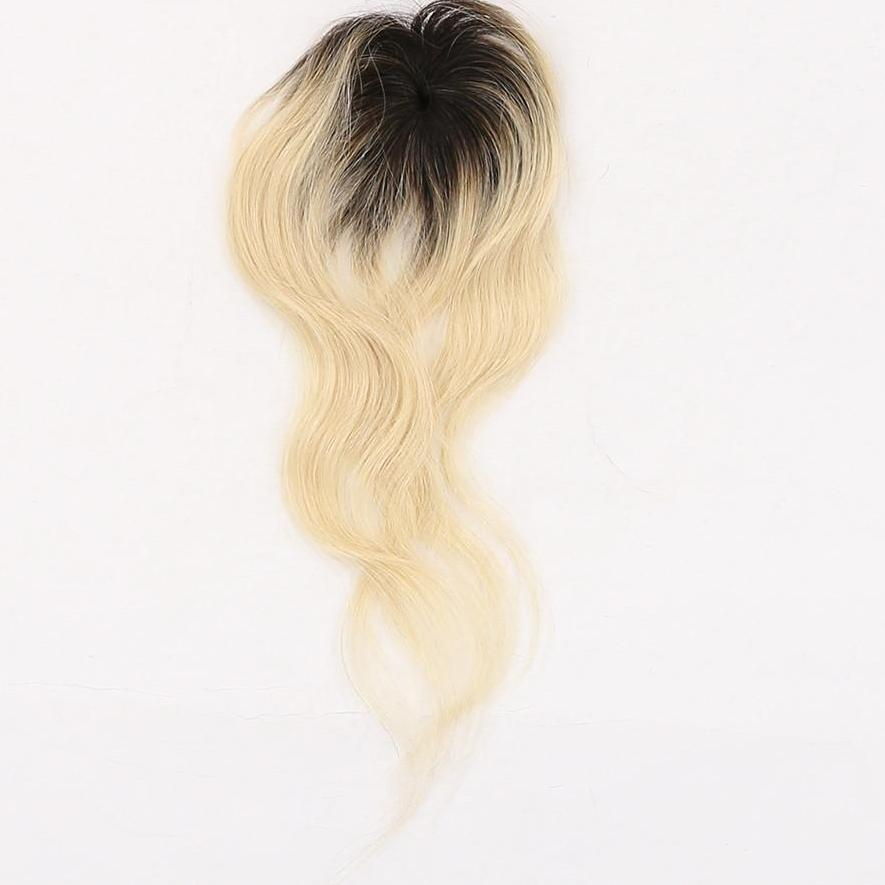 6 BUNDLES!!! & A FREE CLOSURE!!! PLATINUM BLONDE OMBRE VIRGIN INDIAN HAIR