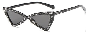 """Pulse"" Cat Eye Sunglasses"