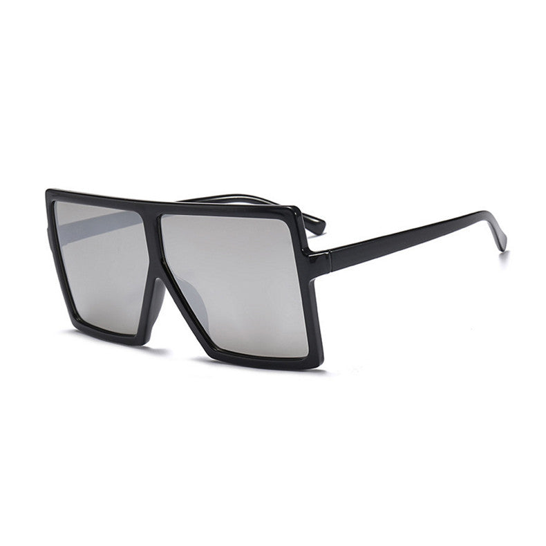 """Posted""  Oversized Sunglasses"