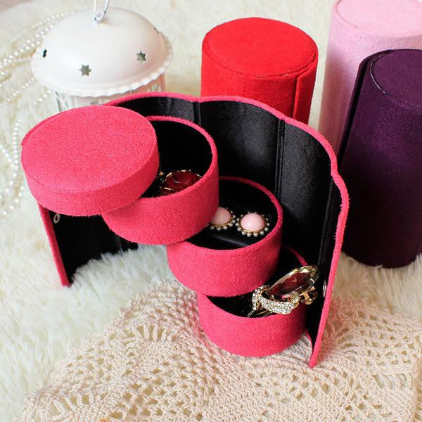 Travel Jewelry Organizer Set