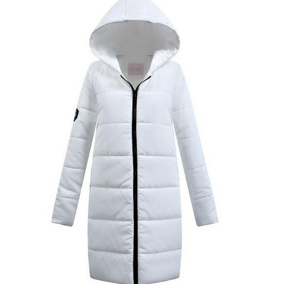 BitCoin Parka Winter Coat
