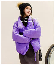 High Fashion Bubble Jacket
