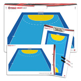 SmartCoach Deluxe Pro Clipboard + Rigid Kit
